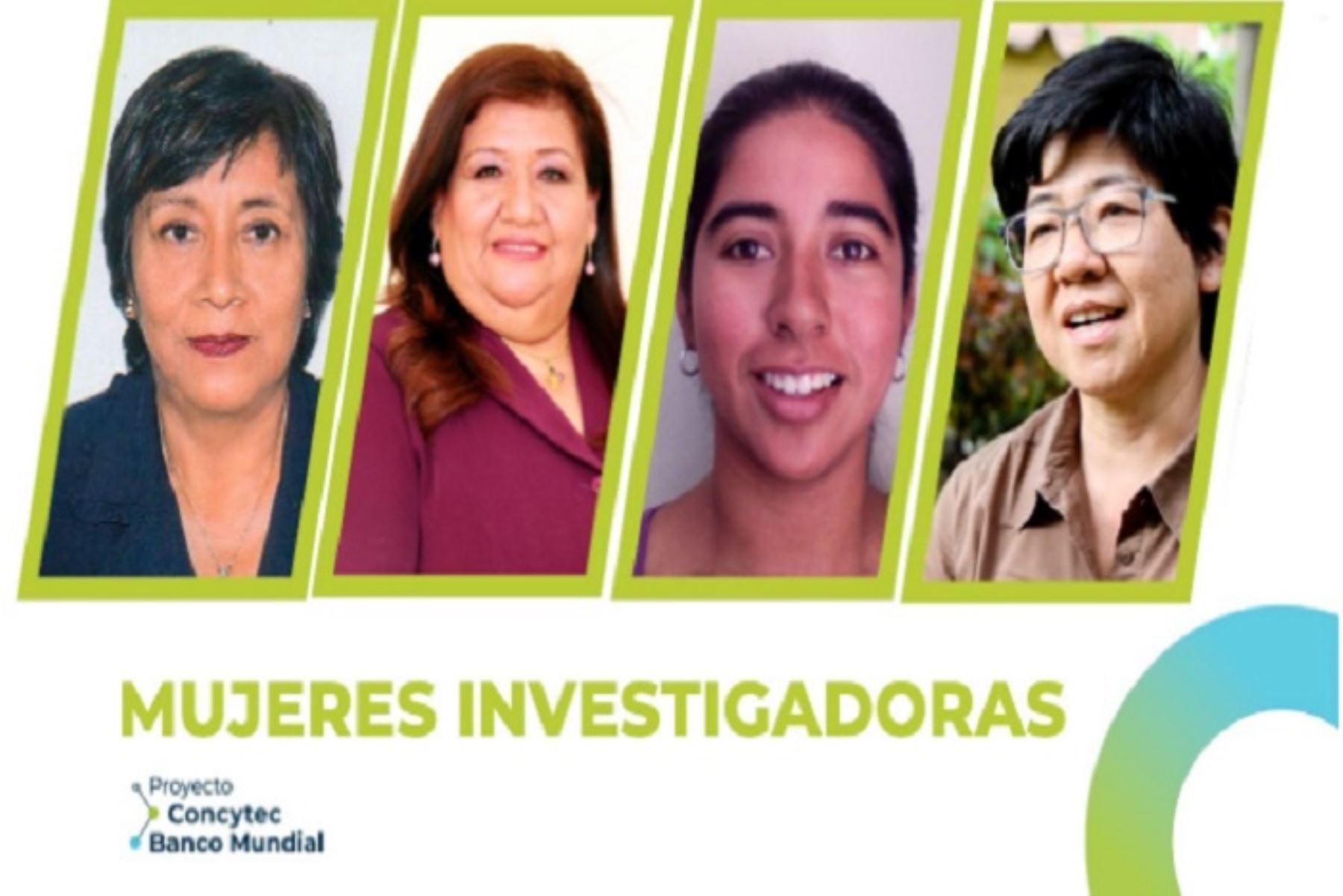 Al celebrarse mañana 8 de marzo el Día Internacional de la Mujer, el proyecto Concytec – Banco Mundial busca visibilizar a aquellas mujeres peruanas que han hecho de la Ciencia, la Tecnología y la Innovación (CTI) parte de su vida