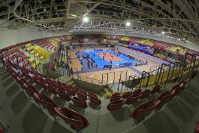 El Polideportivo de Villa El Salvador es uno de los más modernos del continente