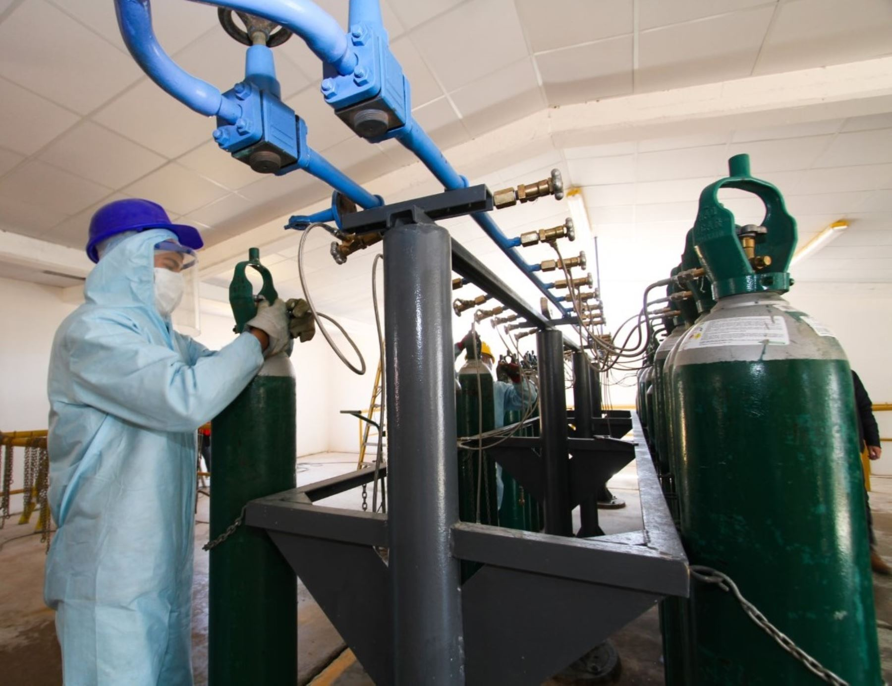 El alcalde de Cusco, Víctor Boluarte hizo un llamado a las autoridades e instituciones locales para unir esfuerzos y comprar planta de oxígeno medicinal para la Ciudad Imperial. ANDINA/Difusión