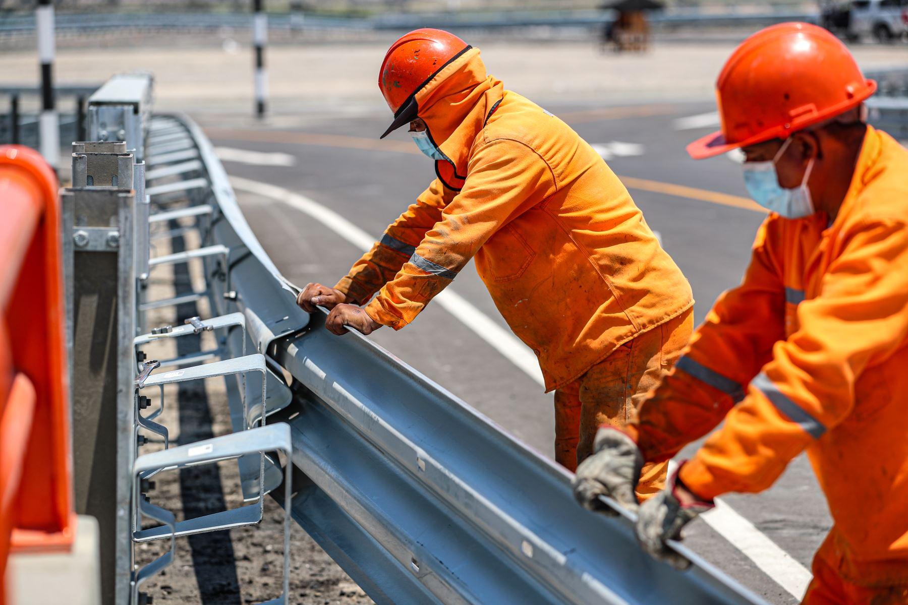 Inversión pública. Foto: ANDINA/Difusión