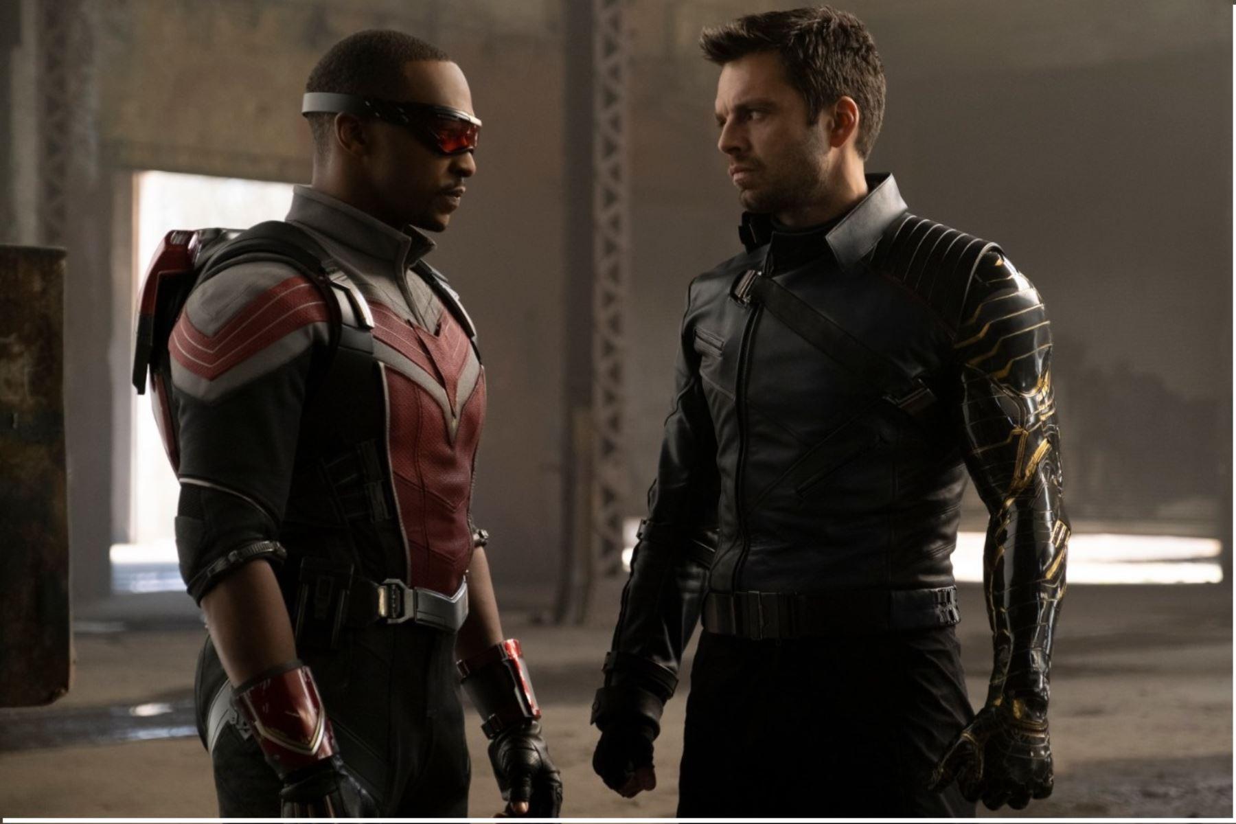 Mira aquí el nuevo tráiler de Falcon y el Soldado del Invierno de Marvel Studios.