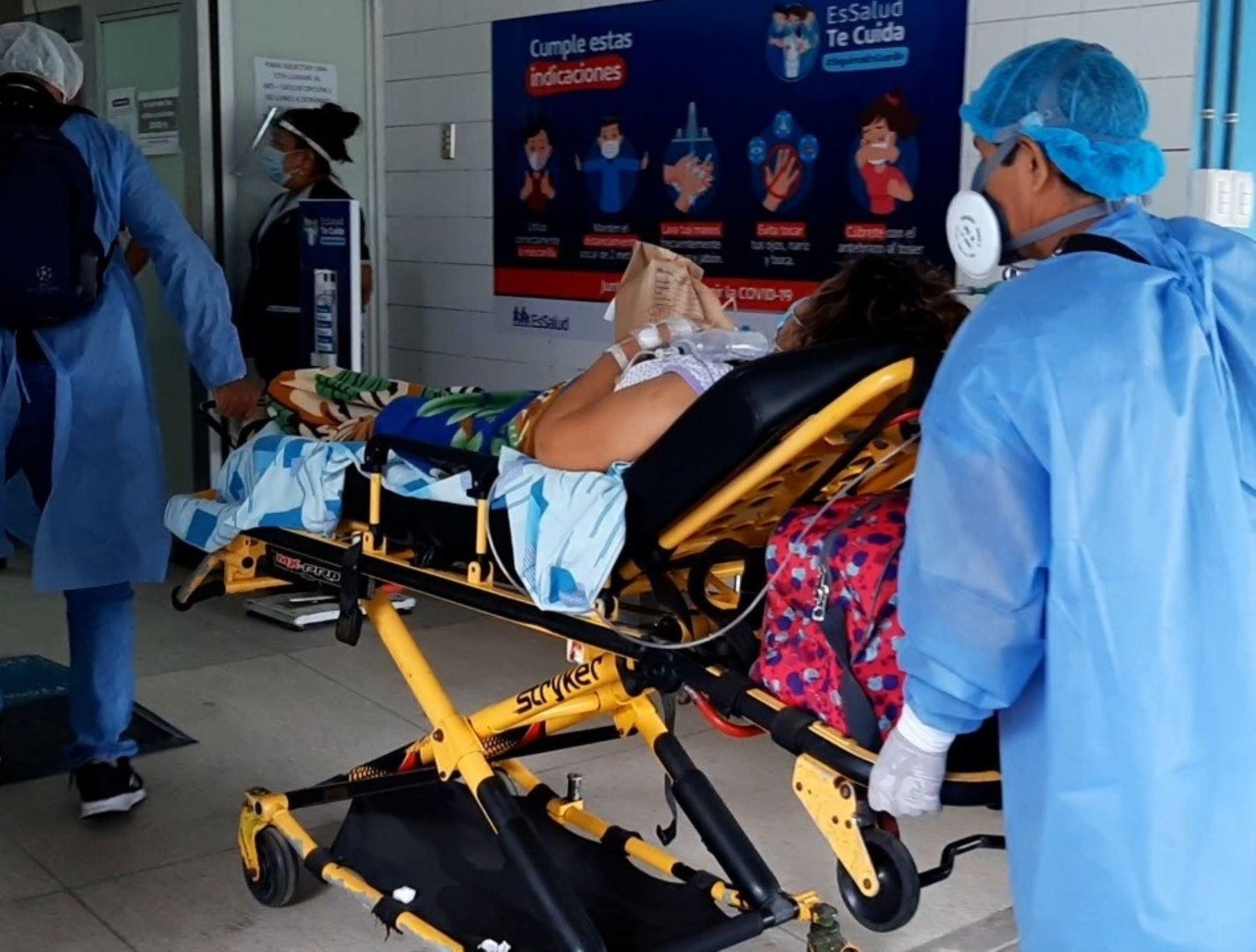 En Loreto aumentan los casos de jóvenes obesos que son víctimas de la covid-19 y son internados en UCI.