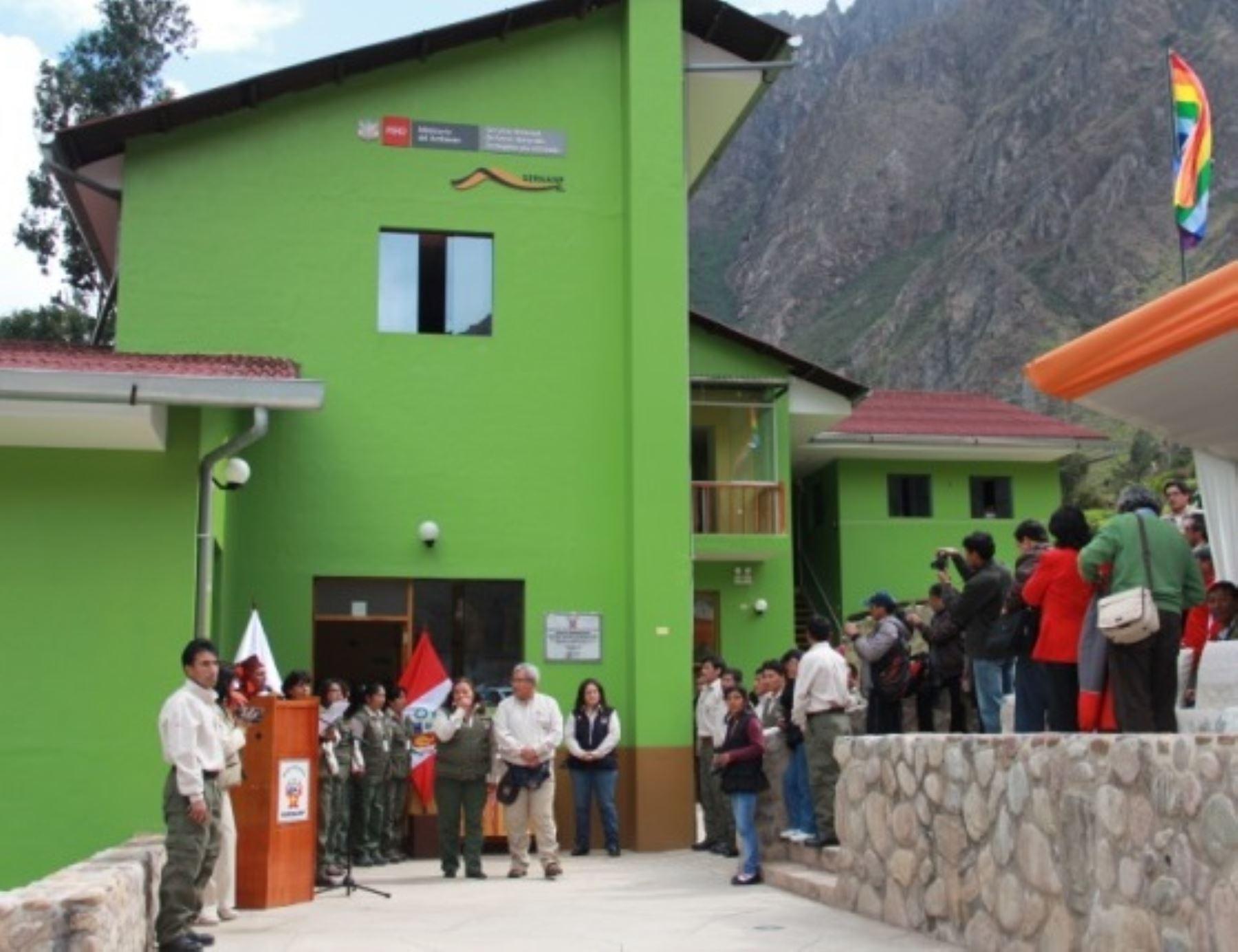 Japón donará US$ 687,400 a favor del Centro de Interpretación de Machu Picchu, ubicado en la provincia de Urubamba, en Cusco. Foto: ANDINA/difusión.