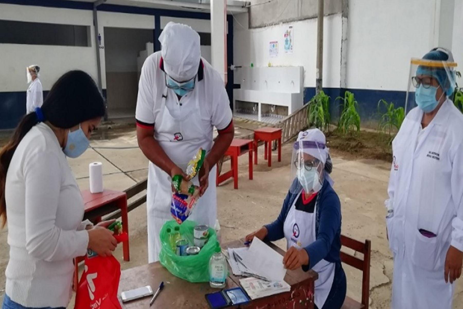 Qali Warma ratifica que 4 millones de escolares tienen acceso a alimentación saludable. ANDINA/Difusión