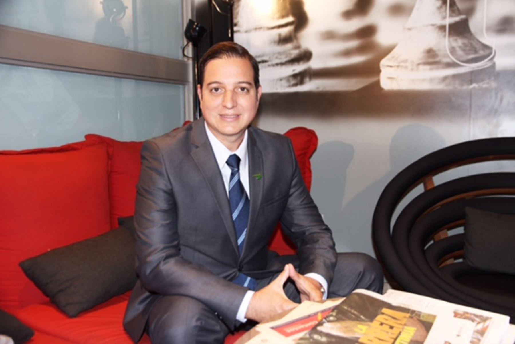 Director de la Oficina Promotora de Comercio Exterior de Costa Rica (Procomer), Álvaro Piedra. Cortesía Procomer