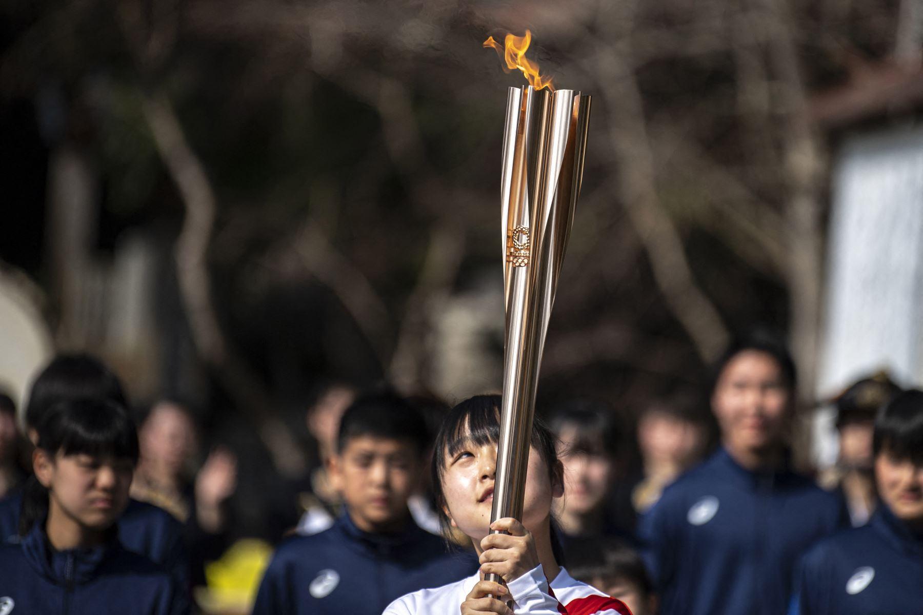Juegos de Tokio: cancelan relevo de antorcha olímpica en vía pública por covid-19