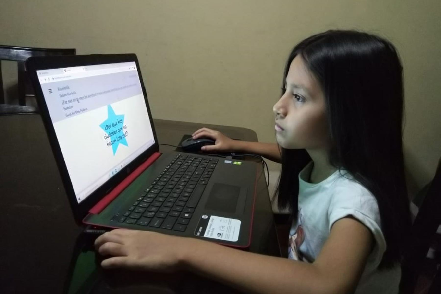 La plataforma Kuriotik está dirigida a niñas de 8 a 12 años y les permitirá resolver sus más curiosas inquietudes.