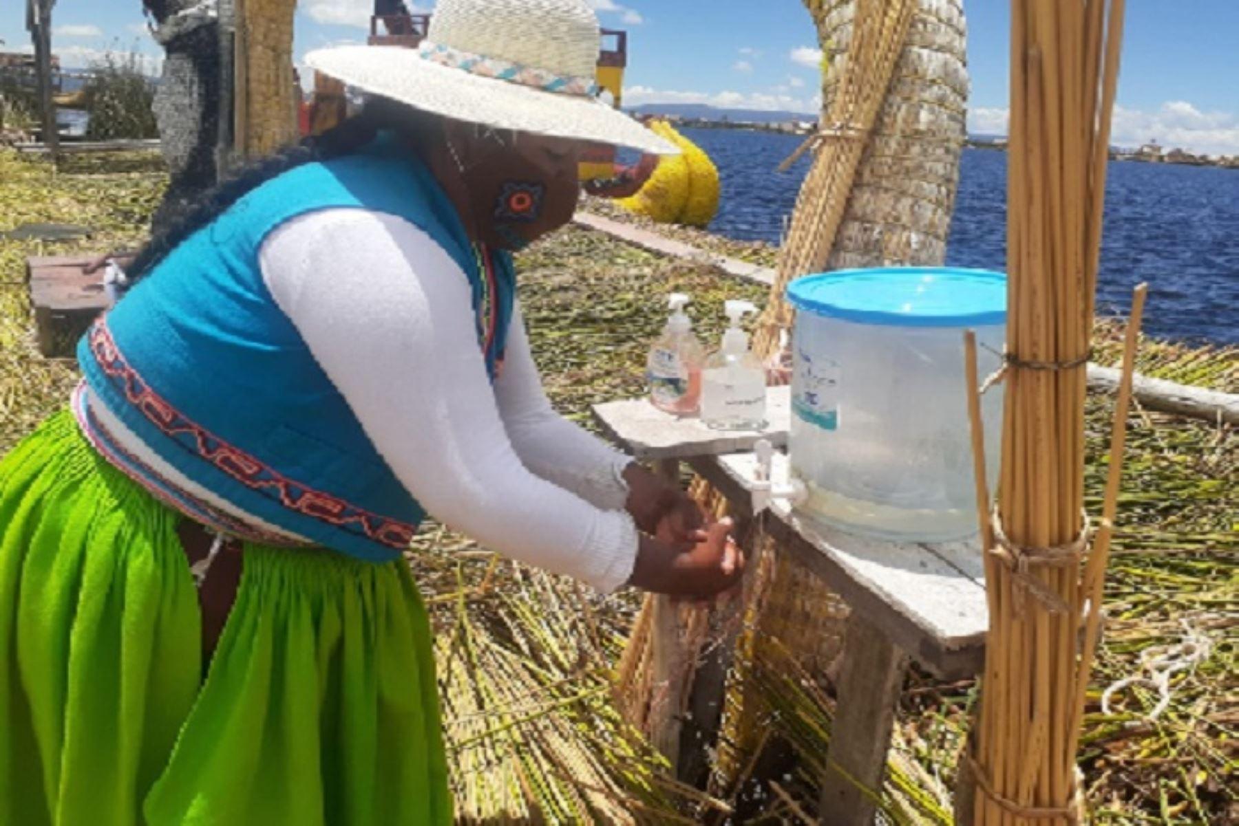 Esta acción forma parte de la Estrategia de Información y Alerta Temprana 2021 que se viene implementando para los pueblos indígenas u originarios y el pueblo afroperuano, a través de 34 gestores interculturales.
