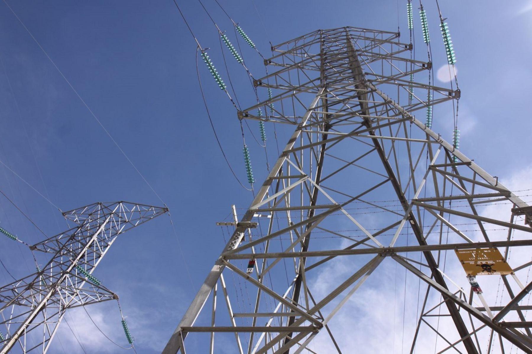 Ministerio de Energía y Minas reactiva ejecución de proyectos de transmisión eléctrica