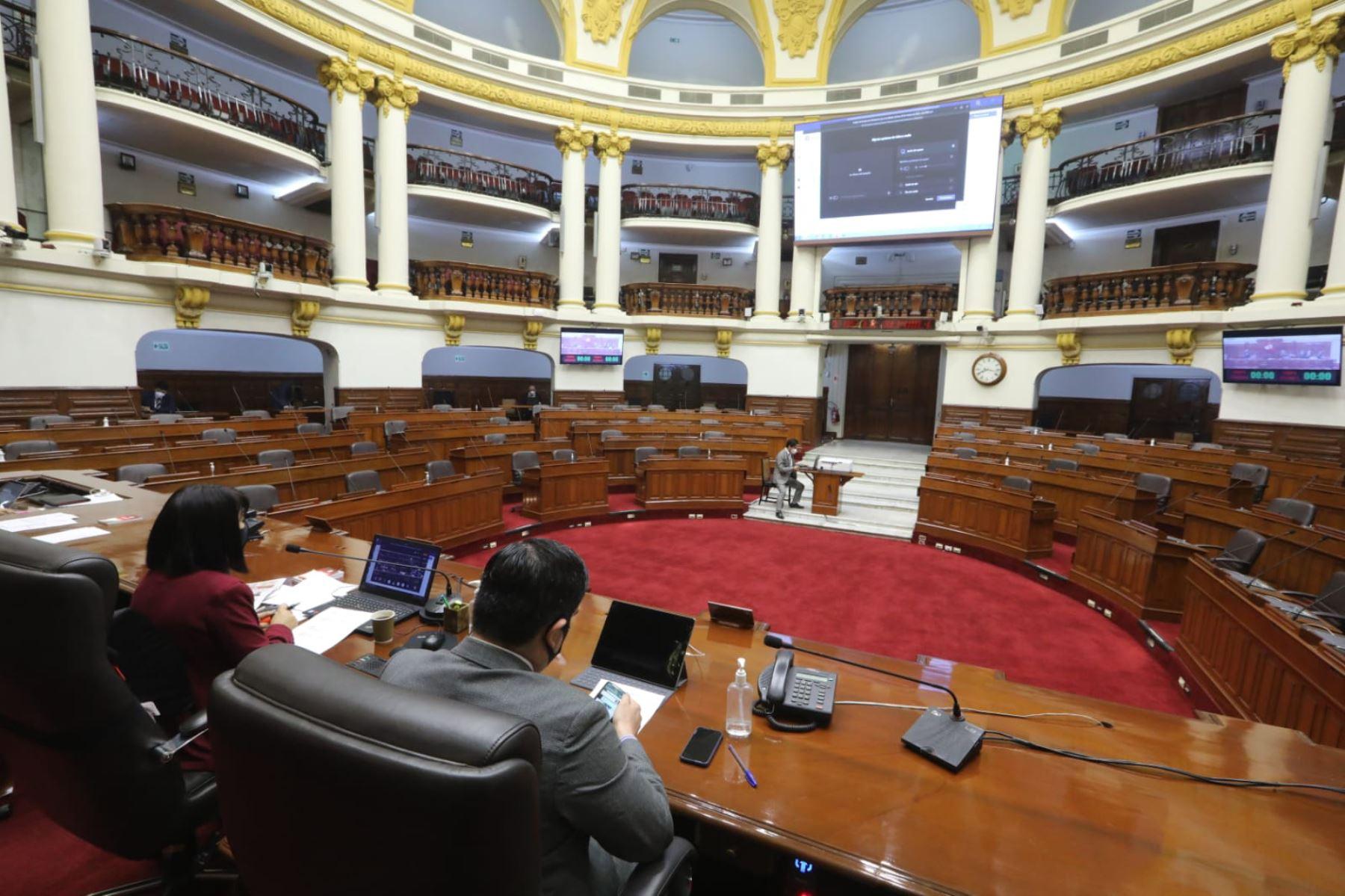 Congreso: Junta de Portavoces se reúne mañana a las 08:00 horas