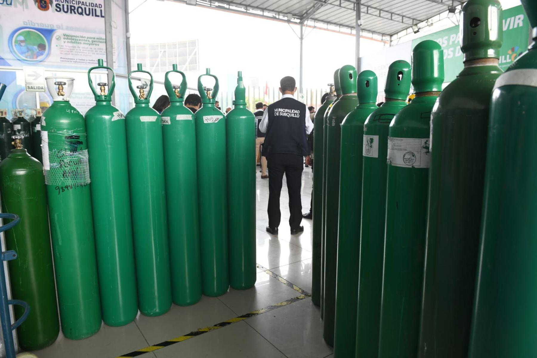 Los envíos se hicieron a través del Centro Nacional de Abastecimiento de Recursos Estratégicos en Salud. Foto: ANDINA/Difusión