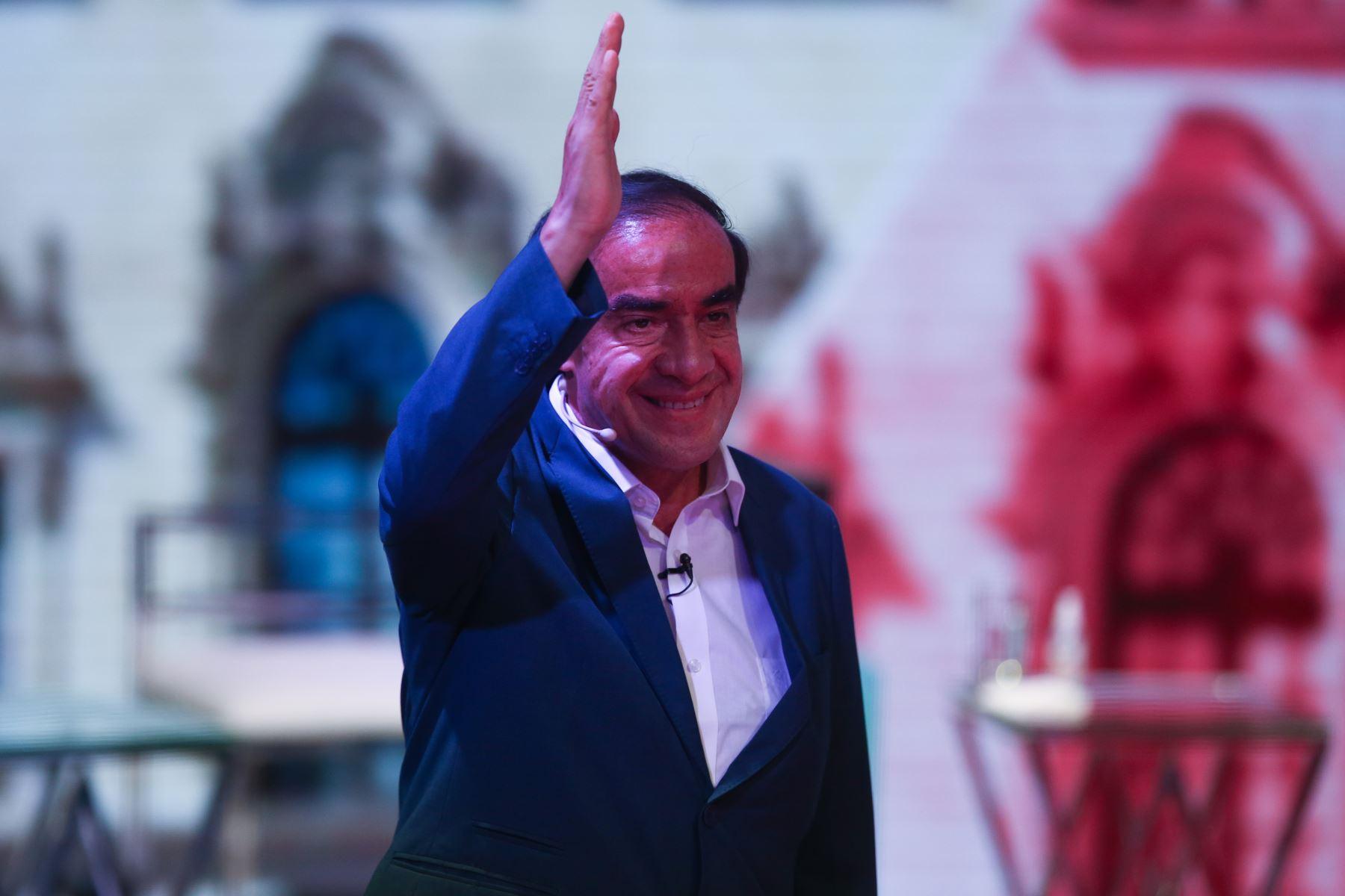 Elecciones 2021: mira aquí el plan de gobierno de Yonhy Lescano, de Acción Popular | Noticias | Agencia Peruana de Noticias Andina