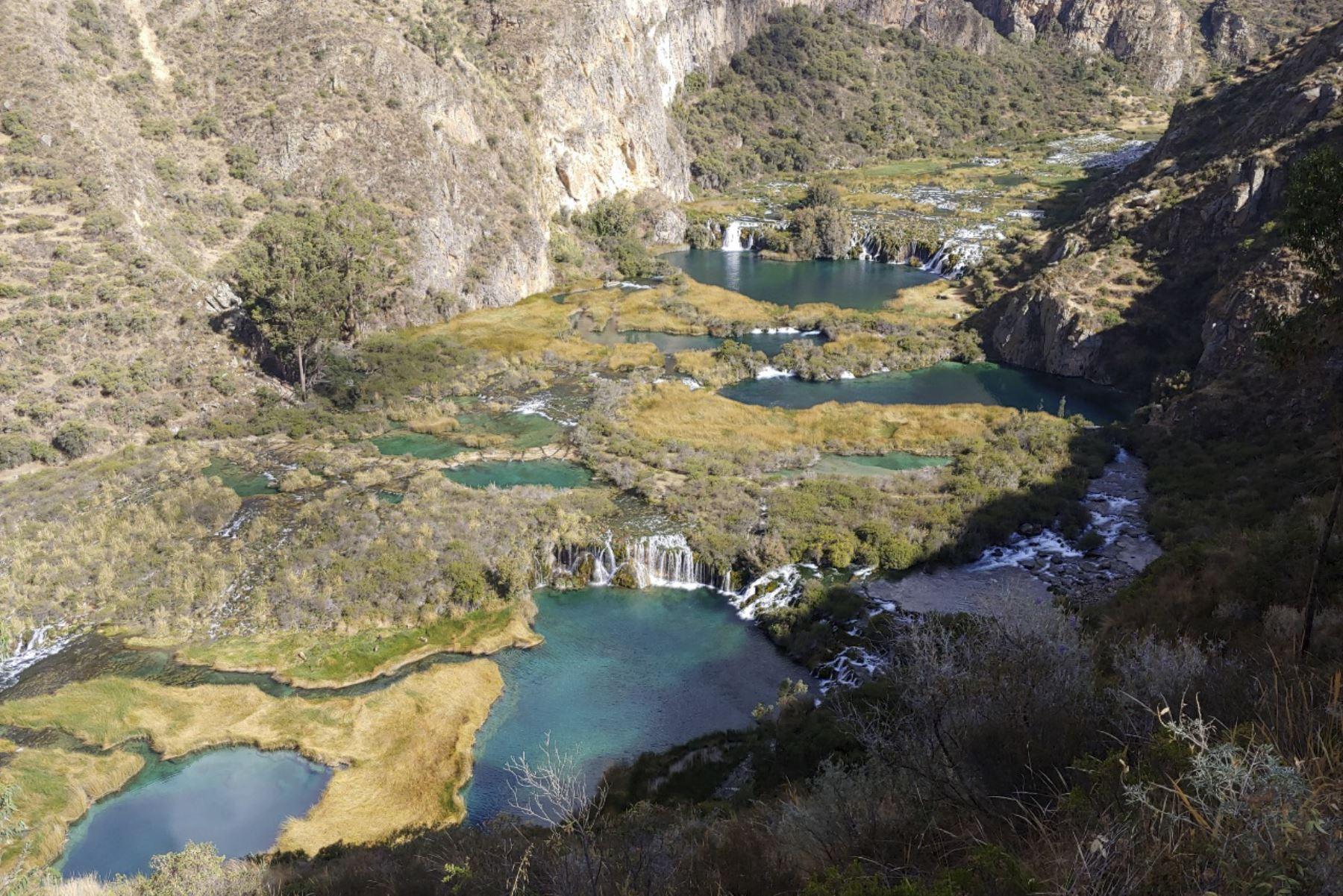 Paraíso andino: deslúmbrate con la belleza de la Reserva Paisajística Nor Yauyos Cochas