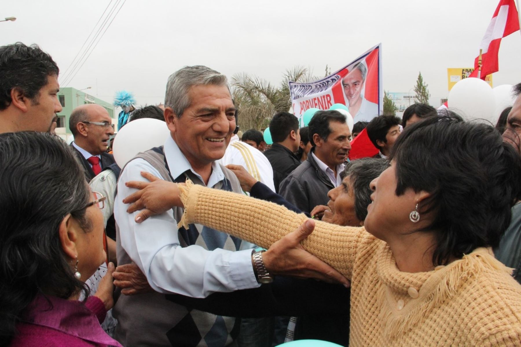 El actual alcalde de Trujillo, José Ruiz, usó sus redes sociales para transmitir el pésame a los deudos de Espinoza Quispe.