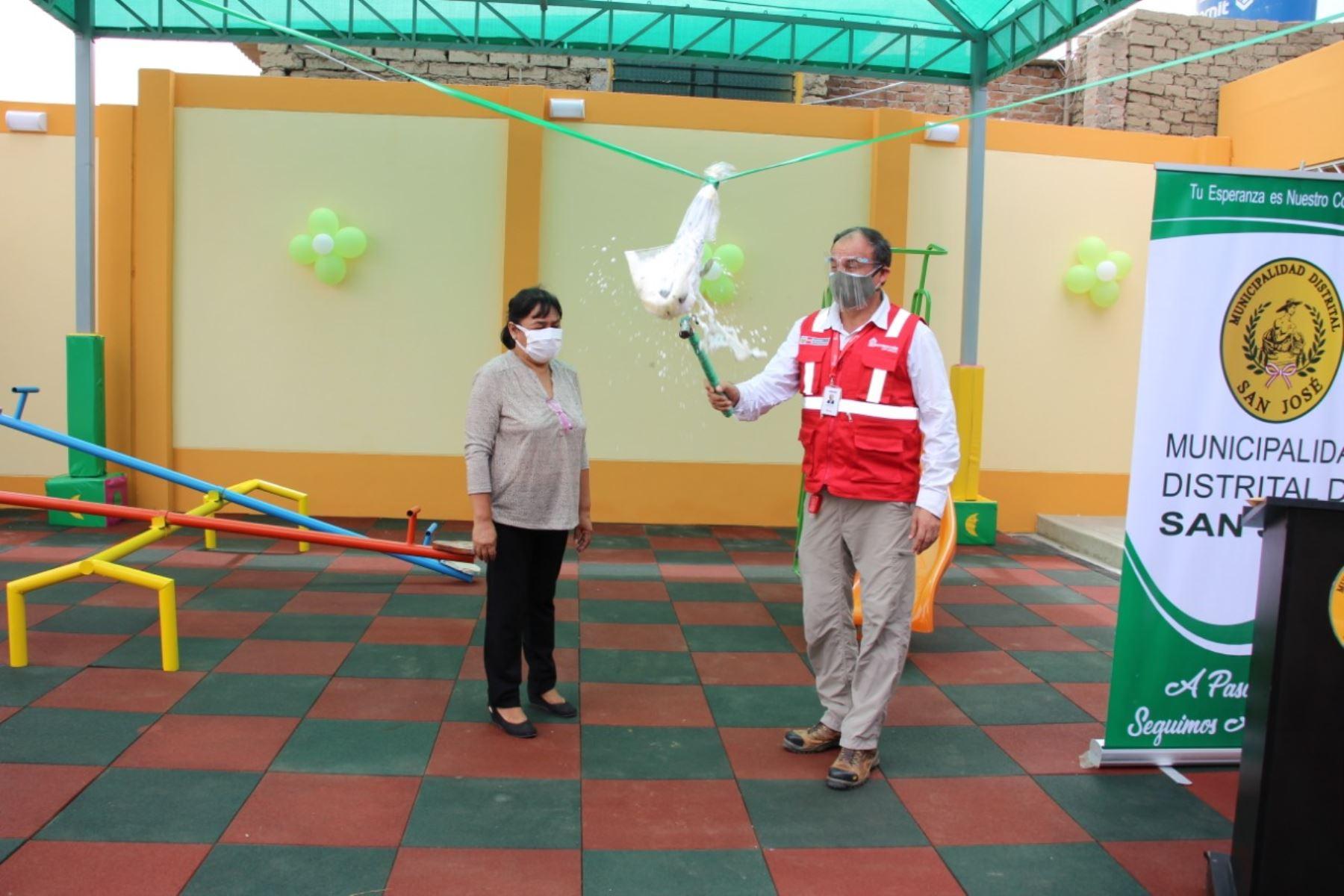 La Libertad: inauguran institución educativa que beneficiará a más de 60 estudiantes