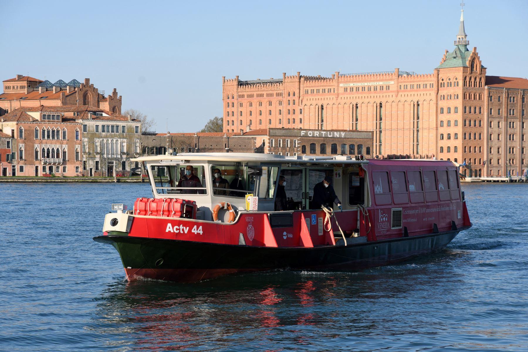 Venecia evita entrar en la Lista de Patrimonio en riesgo de la Unesco