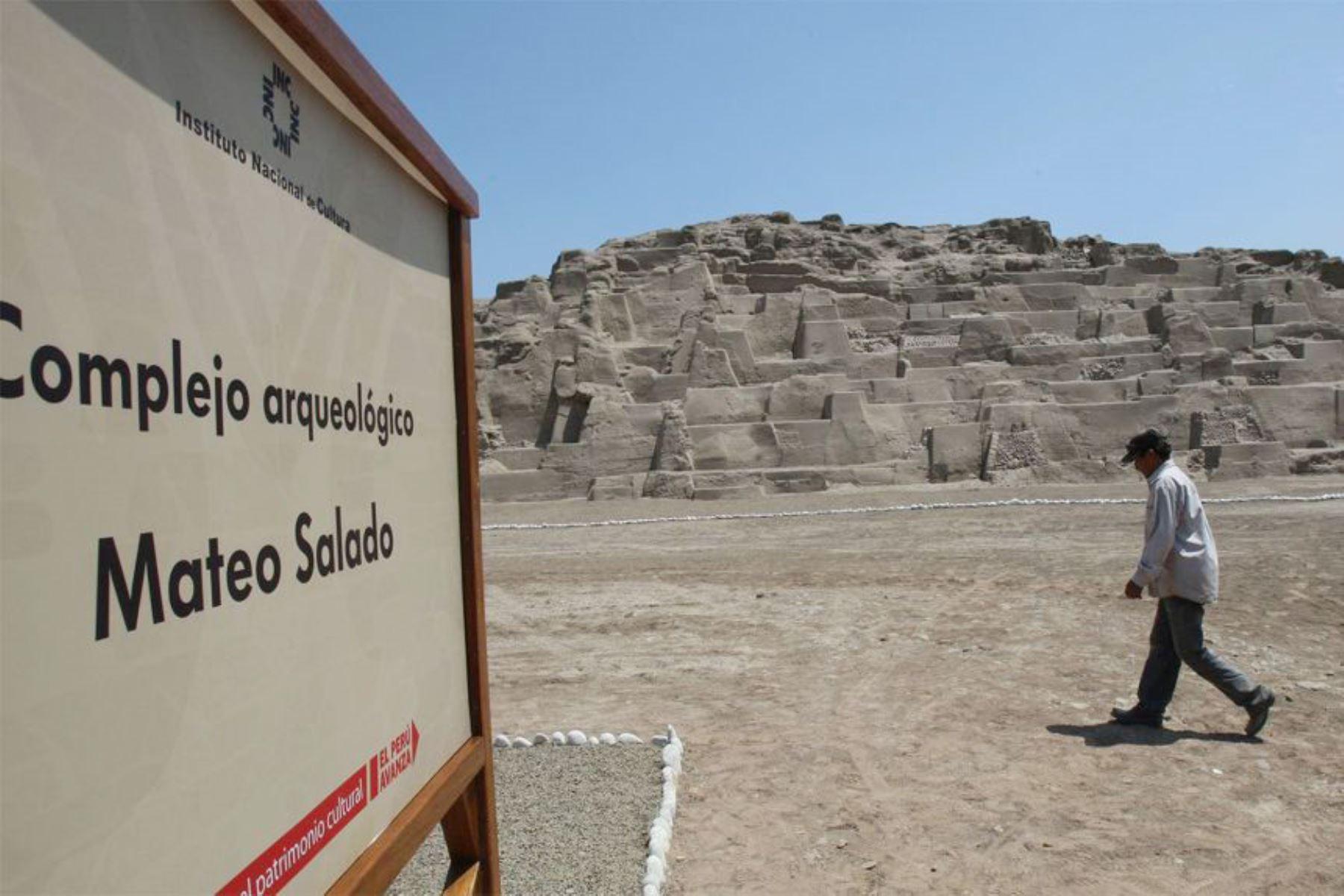 El Museo de Pachacámac y el complejo arqueológico Mateo Salado estarán abiertos al público los martes, jueves y sábado. Foto: ANDINA/Difusión