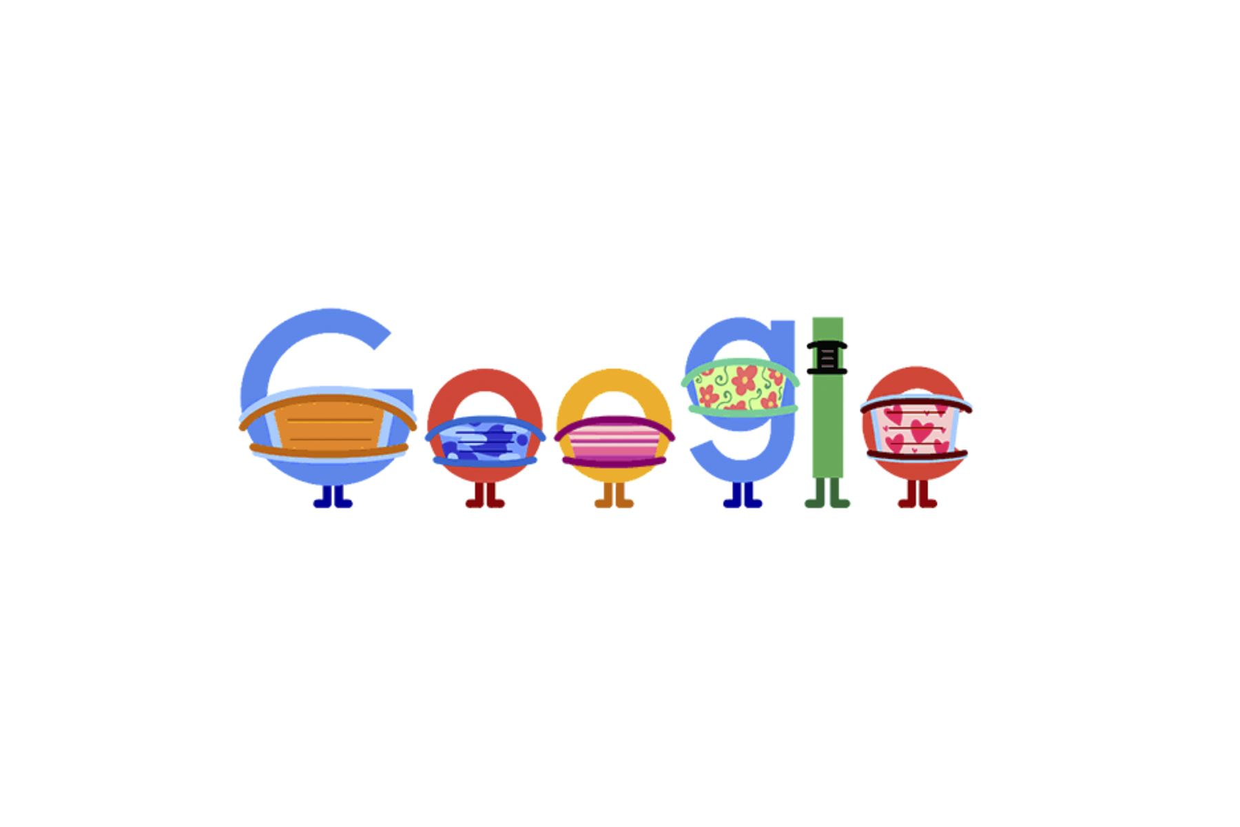 El nuevo doodle de Google está disponible en las Américas.