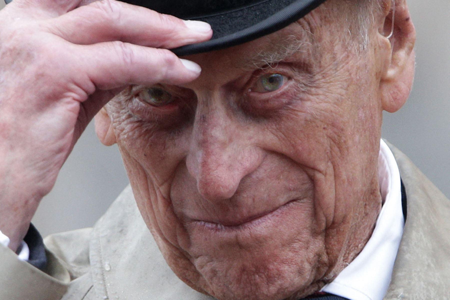 """Conocido por su particular humor, y por su inquebrantable lealtad a la monarquía, Felipe vio desfilar durante décadas a generaciones de """"royals"""" dentro y fuera de Europa. Foto: AFP"""