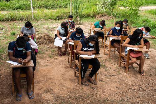 Frente a la pandemia del covid-19, los niños, niñas y adolescentes deben estar en el centro de la respuesta a la crisis, propone el Unicef. Foto: Unicef/cortesía.
