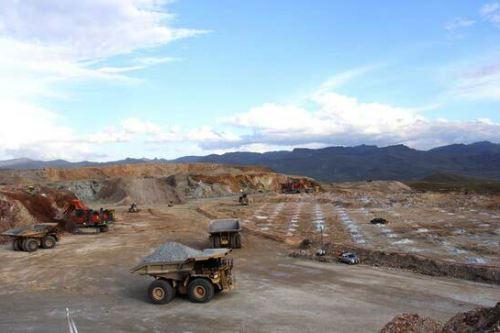 Inversión minera. Foto: ANDINA/Difusión.