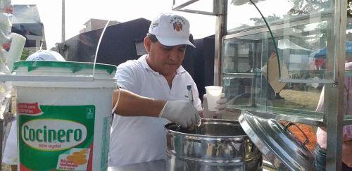 Rolando Esteban era dirigente de los trabajadores emolienteros de Lima.