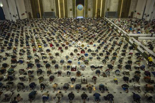 Indonesia celebra su segundo Ramadán en medio de la pandemia covid-19