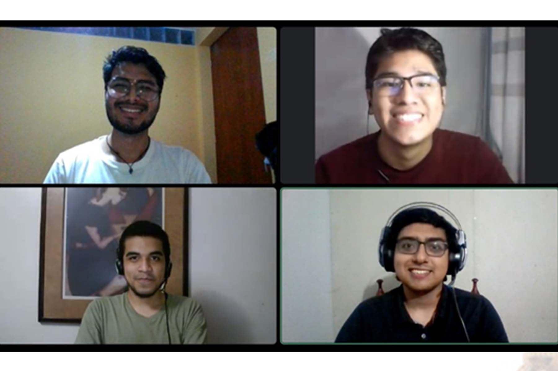 Entre los meses de abril y julio, los estudiantes participarán en la competencia mundial DSC Google Solution Challenge