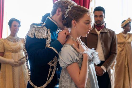 """Netflix confirma la tercera y cuarta temporada de """"Bridgerton""""."""