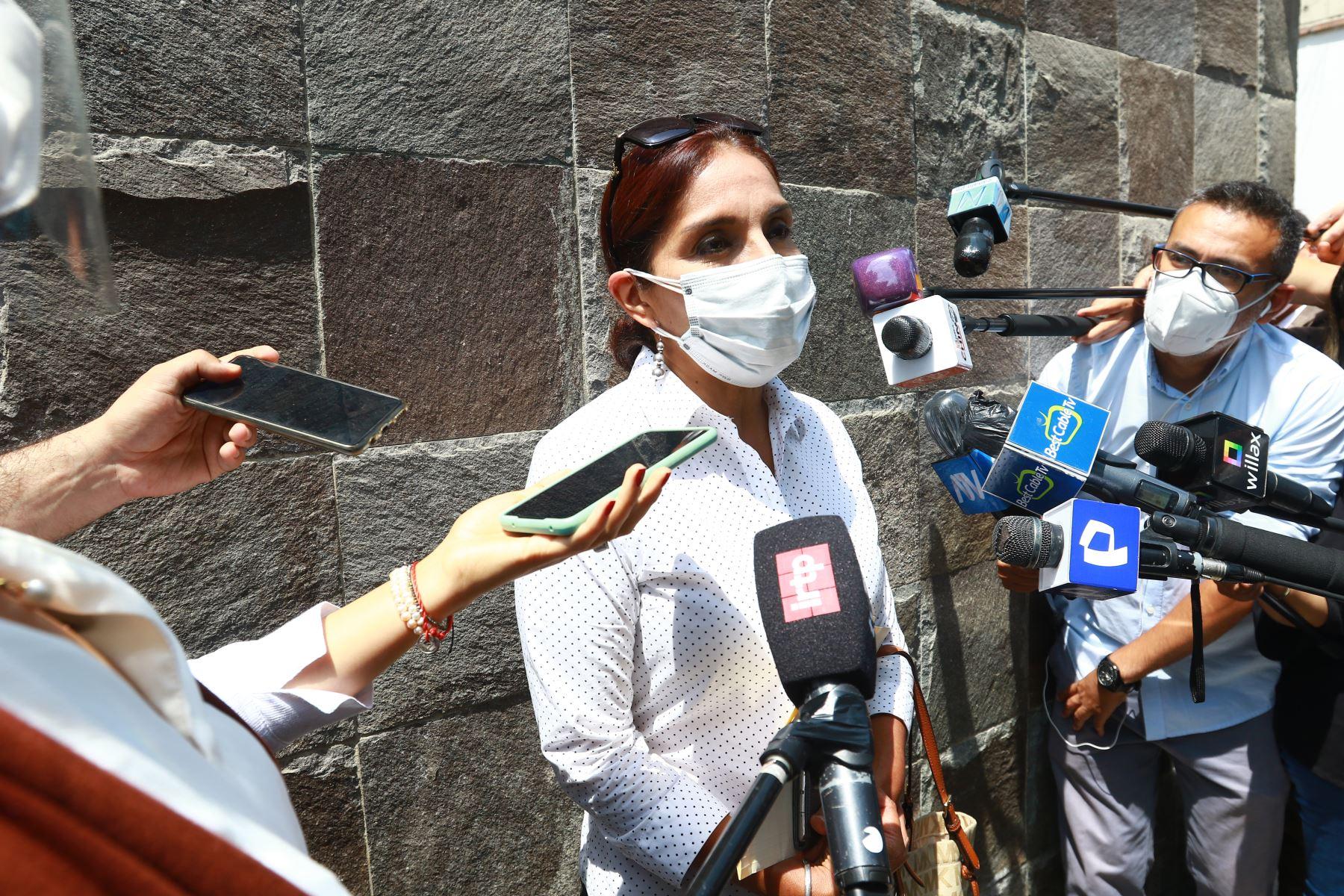 Juárez reitera que Fuerza Popular acatará decisiones de los organismos electorales