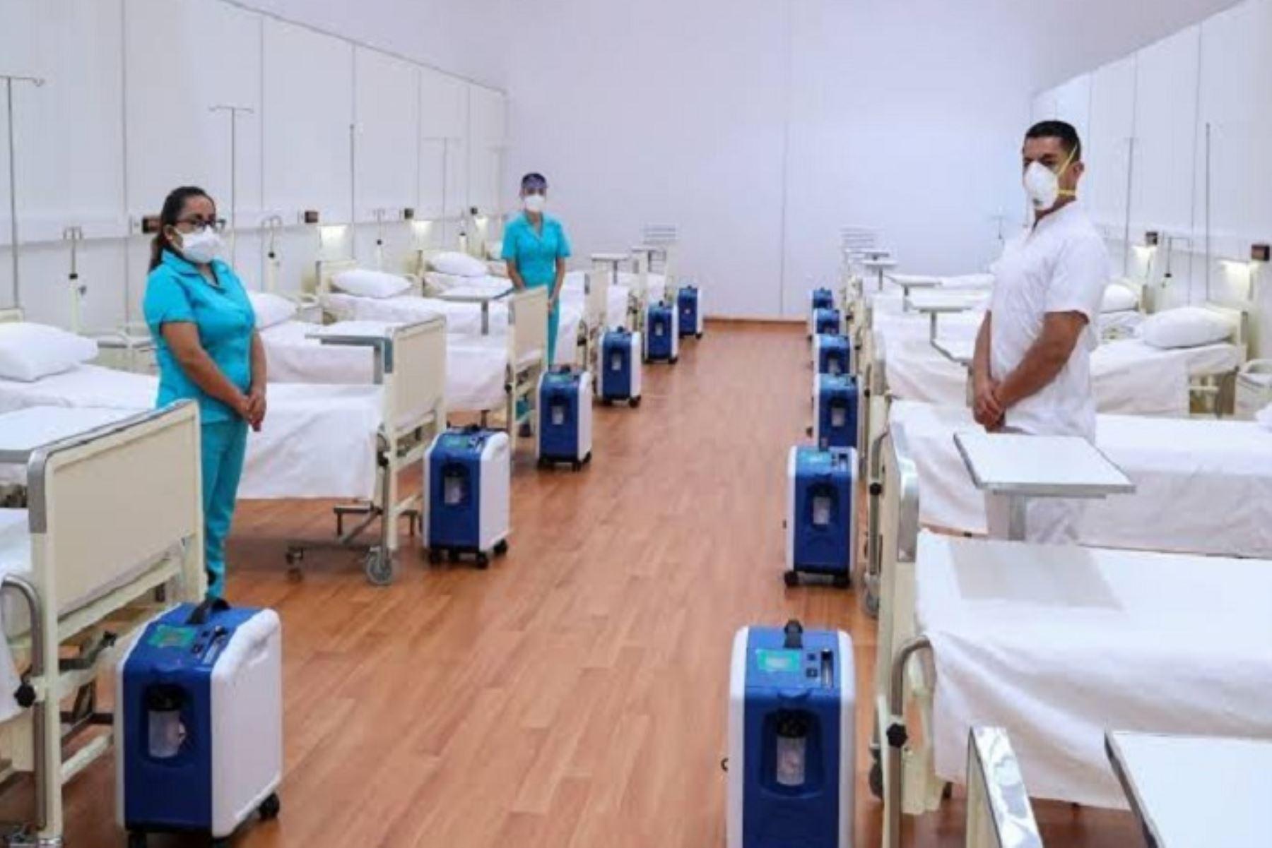 Este fin de semana se terminará el proyecto de remodelación de la Sala UCI General, donde se atenderá enfermedades no covid-19.