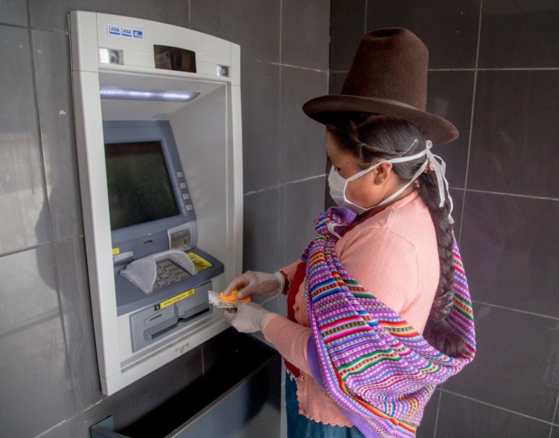 Persona vulnerable. Foto: ANDINA/difusión.