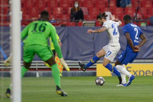 Porto vence 1 a 0 al Chelsea por la Champions League