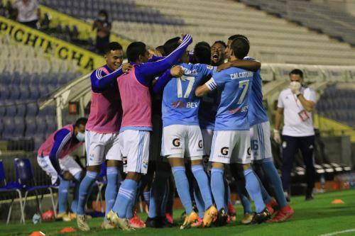 Sporting Cristal gana 3 a 1  ante Deportivo Municipal  por la cuarta  fecha de la Liga 1
