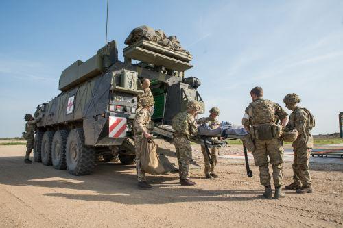 """En Washington, el presidente de Estados Unidos, Joe Biden, dijo que las tropas cumplieron con el objetivo fundamental de asegurar que Afganistán """"no sea usado como una base para atacar"""" a su país. Foto: AFP"""