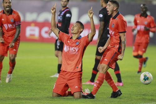 César Vallejo gana 2 a 1  ante Carlos Manucci  por la cuarta fecha de la Liga 1