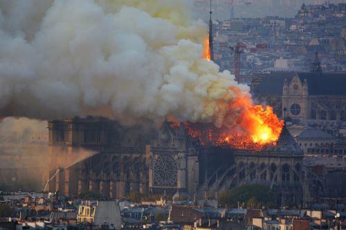 Dos años después del devastador incendio de la iglesia de Notre-Dame