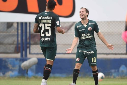 Universitario ganó 1 a 0 a la San Martín en partido por la Liga 1