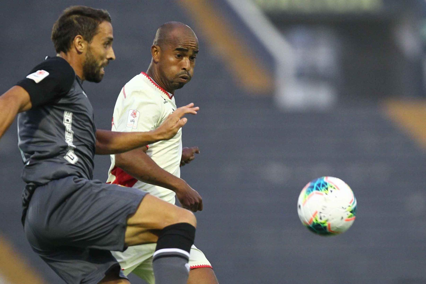 UTC choca ante Melgar por la cuarta fecha de la Liga 1, en el estadio Iván Elías Moreno. Foto: Liga 1