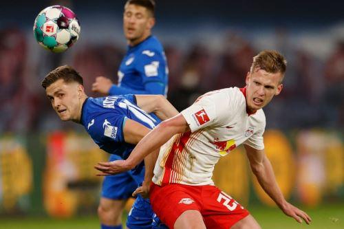 RB Leipzig y Hoffenheim se enfrentan por la Bundesliga