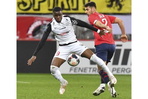 Lille se enfrenta al Montpellier por la Ligue 1 de Francia