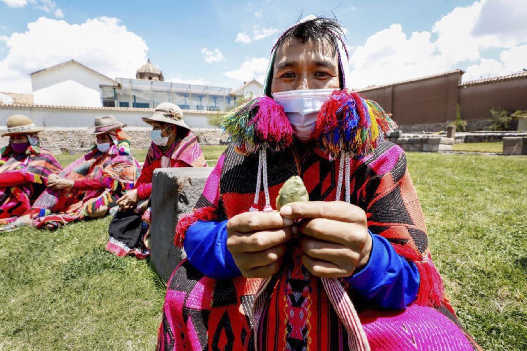 El Pacto por la Cultura al 2030 sentará las bases para la recuperación sostenible del sector cultural peruano y su posicionamiento como un eje de desarrollo en el país. Foto: ANDINA/Mincul