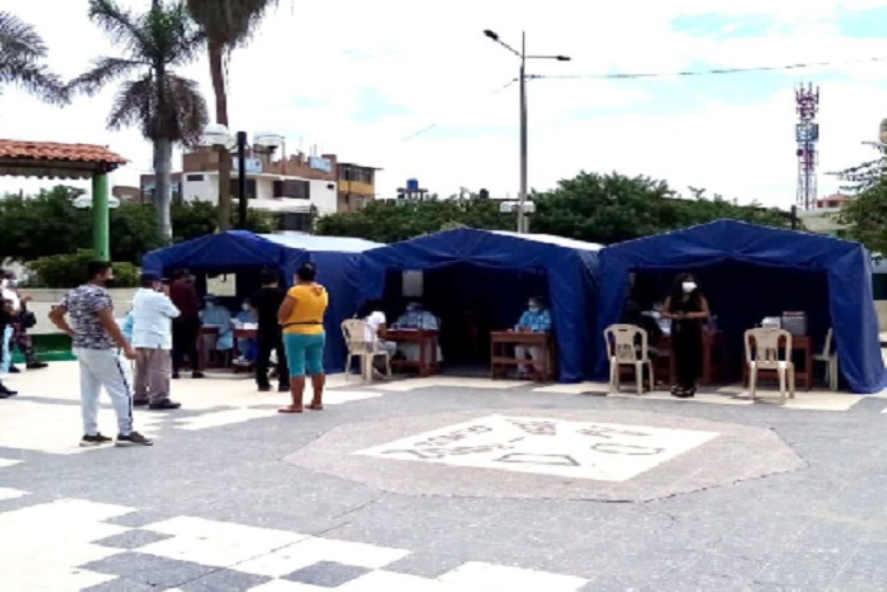 Este 20 y 24 de abril se llevarán a cabo jornadas médicas en el pueblo joven Cruz de Chalpón y el asentamiento humano Alan García, respectivamente.