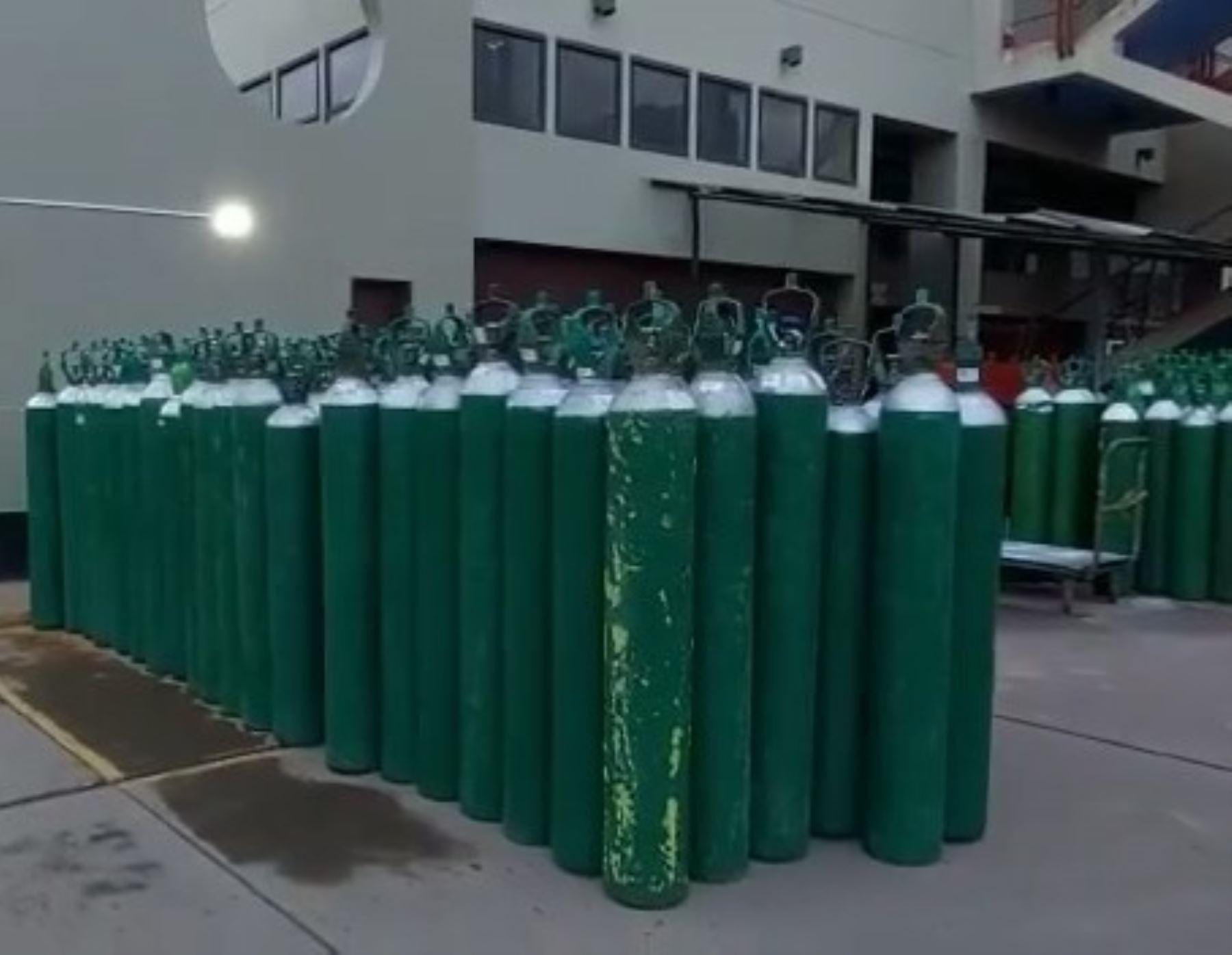 EsSalud compra superplanta de oxígeno que producirá 108 metros cúbicos por hora y abastecerá el Hospital Adolfo Guevara de Cusco, ANDINA/Difusión