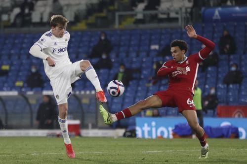 Liverpool iguala 1-1 ante Leeds por la Premier League