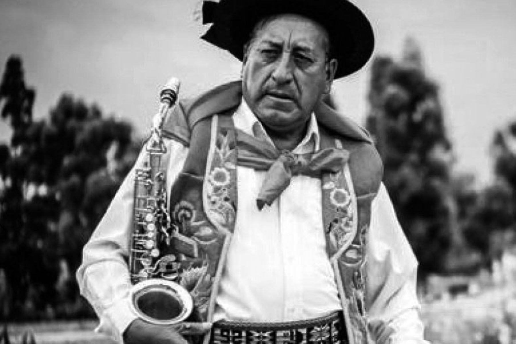 El músico Javier Unsihuay Bello perdió la batalla contra el covid-19. Foto: ANDINA/Difusión
