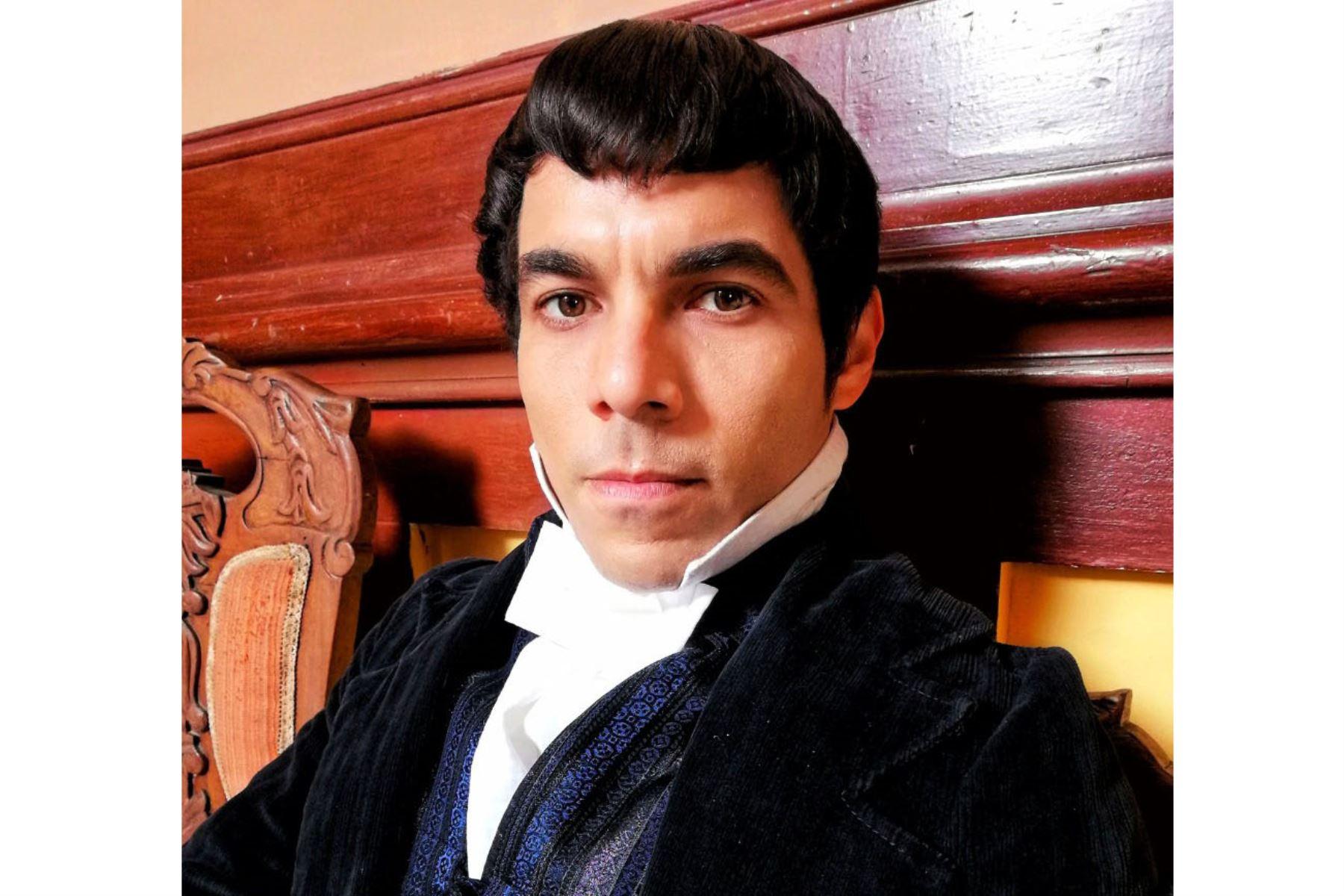 """Giovanni Arce sube a las tablas con \""""Ecuador\"""" y estará en \""""Los Otros Libertadores\"""""""
