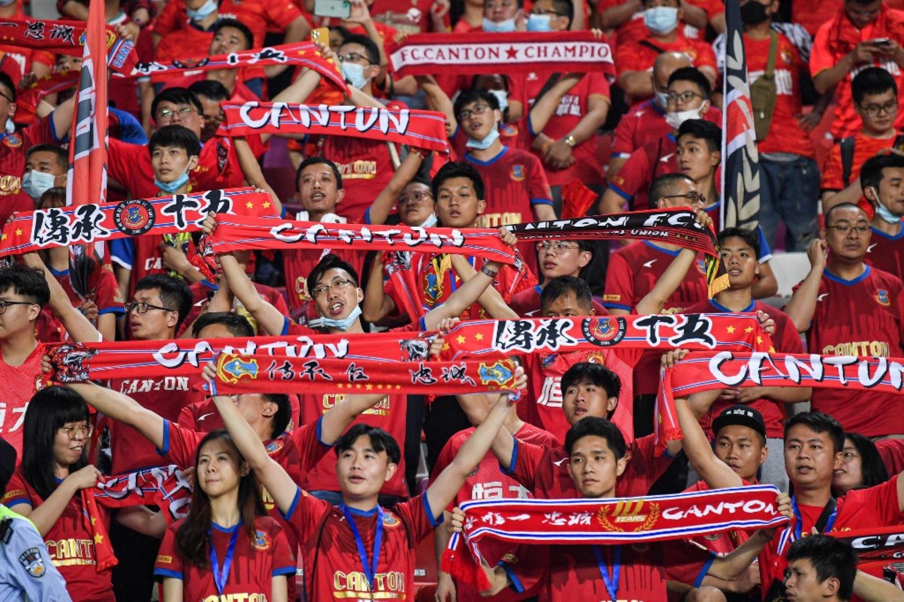 Liga China inició con presencia de 30 mil espectadores en estadio