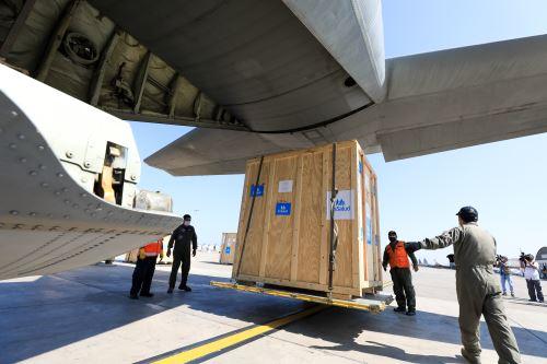EsSalud envía 13 nuevas plantas de oxígeno a 9 regiones del país en menos de una semana