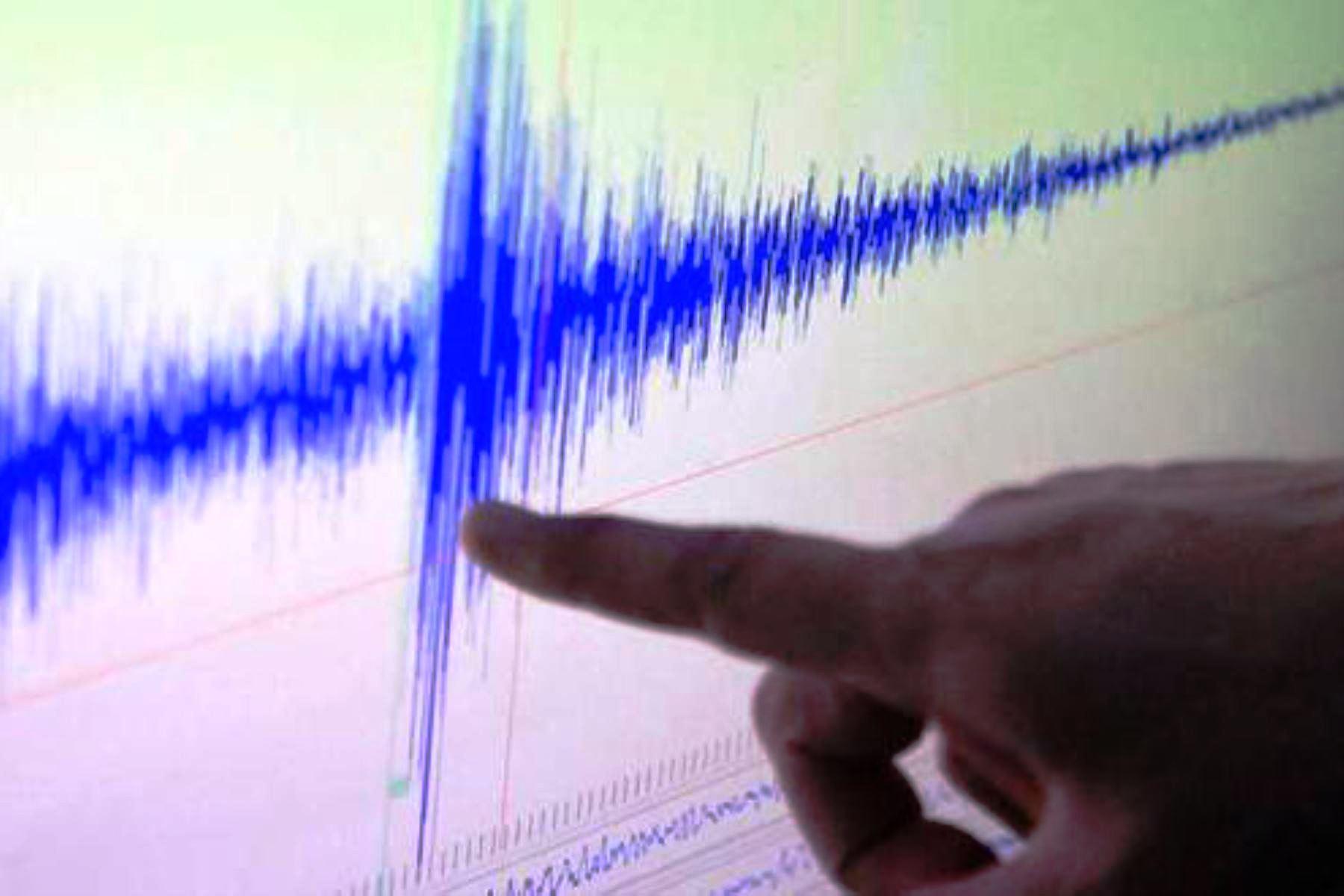 Sismo de magnitud 3.6 se registró esta mañana al sur de Lima
